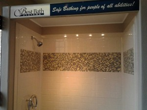 Lovely Heated Tile Floor Bathroom Cost Thin San Diego Best Kitchen And Bath Round Bathroom Center Hillington Delta Bathroom Sink Faucet Parts Diagram Old Bathroom Vainities SoftSmall Bathroom Designs Shower Stall Home Sweet Accessible Home | Accesible Ramps, Grab Bars, Remodeling
