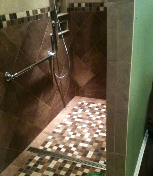 Jacksonville Remodeling Accessible Showers For All Ages