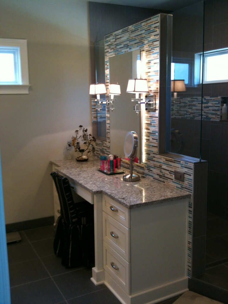 Vanity Home Sweet Accessible Home
