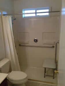 Remodel Bathroom Handicap Accessible home sweet accessible home | accesible ramps, grab bars, remodeling