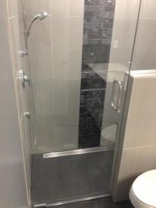ShowerCustomGrayBlackModern