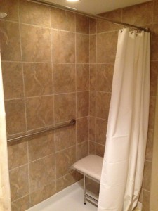 Home Sweet Accessible Home Wheelchair Accessible Shower Makes Bathing Safe And Comfortable